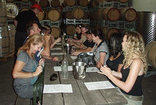 Winetasting-Hunter-Valley